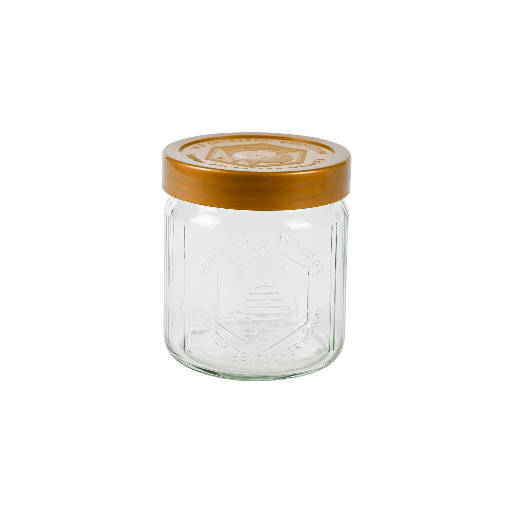 DIB - Glas 500 g mit Deckel, lose, nur Selbstabholung!