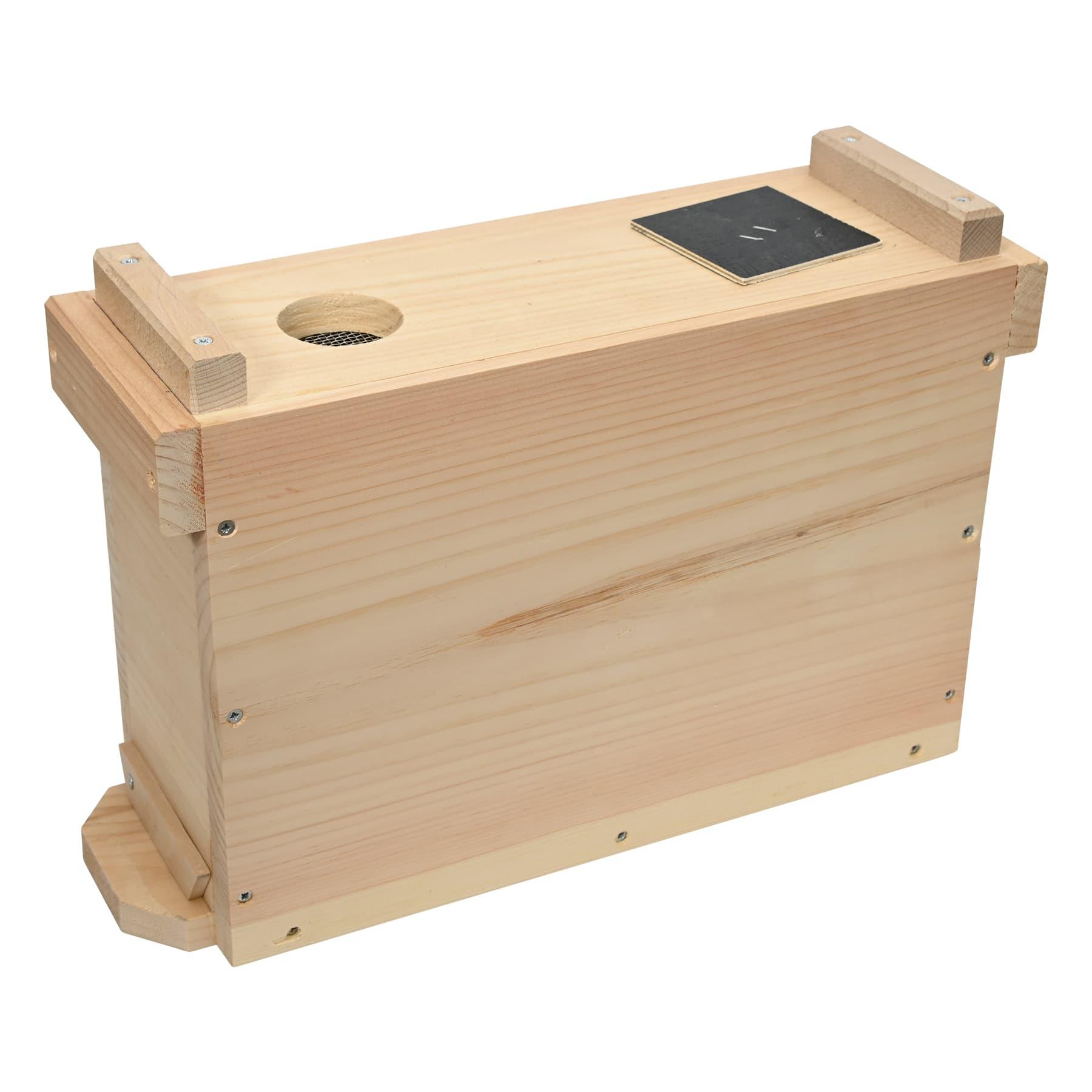 Ablegerkasten 3 Waben Zander Holz