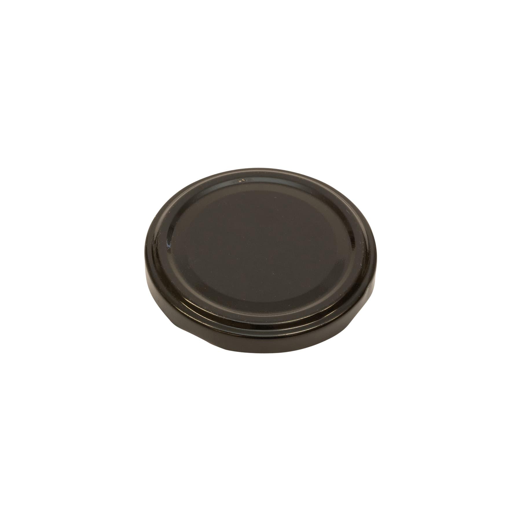 Twist Off Deckel schwarz 66 mm