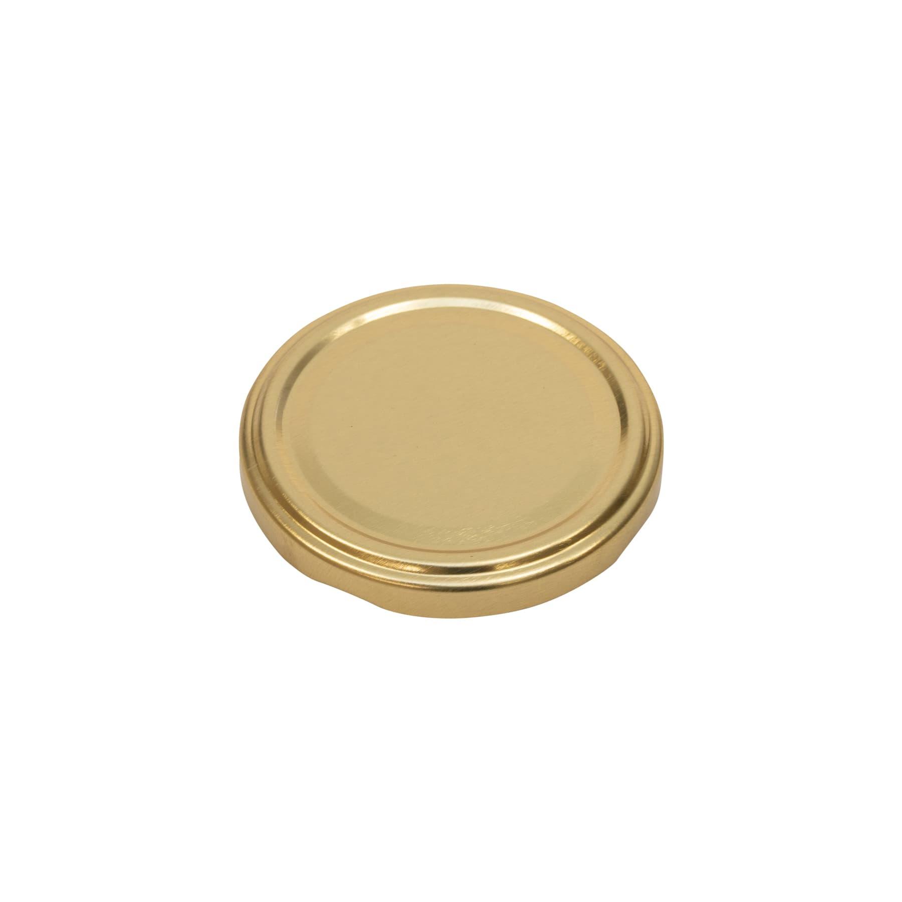 Twist Off Deckel gold 70 mm