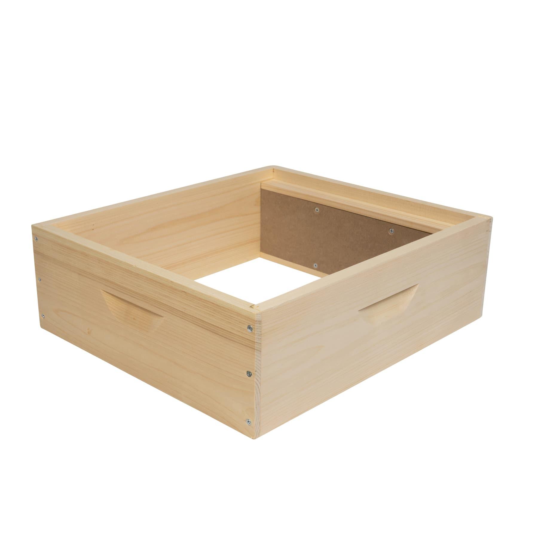 Simplex Honigraumzarge aus Holz für 10  Simplex 1/2 Rähmchen