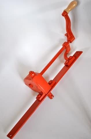 Schleuder-Handgetriebe für 50 cm Siegerlandschleuder