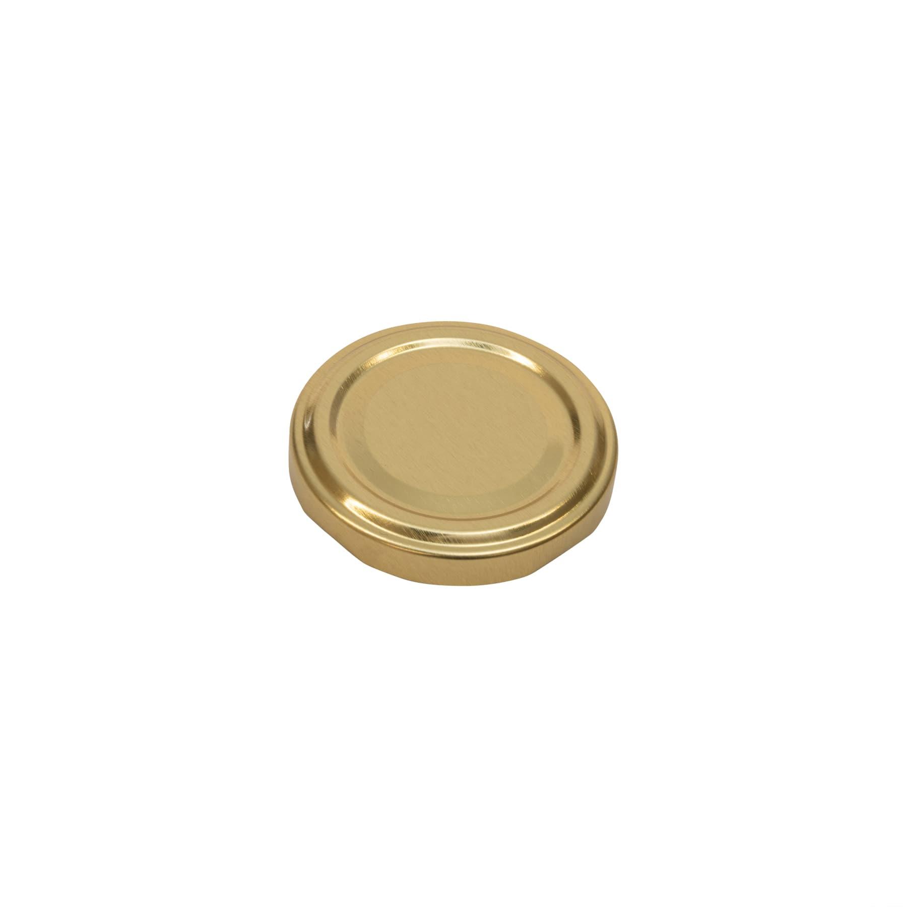 Twist Off Deckel gold 53 mm