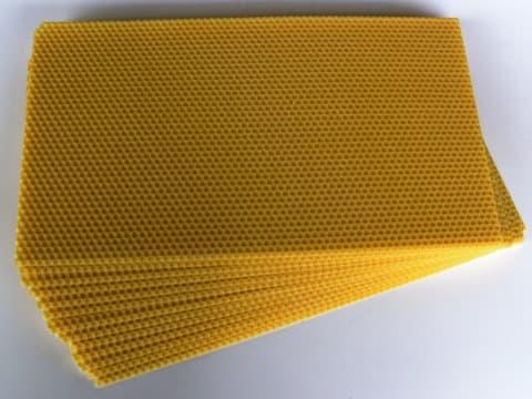 kg Mittelwände Pestizid-/Varroazidfrei (weißes Papier) Langstroth 420 x 200 mm hinsichtlich der von Ceralyse gemessenen 116 Wirkstoffe