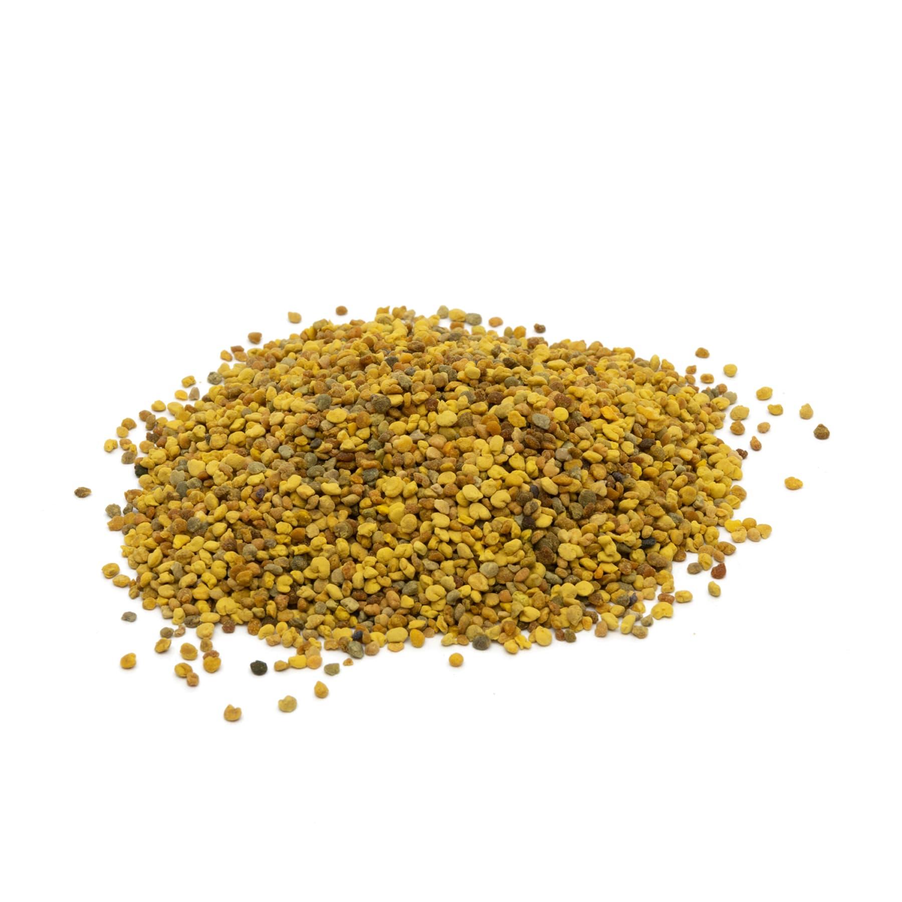 Blütenpollen, beste Ware aus dem Baltikum , Farbe gelb grünlich, Preis je kg