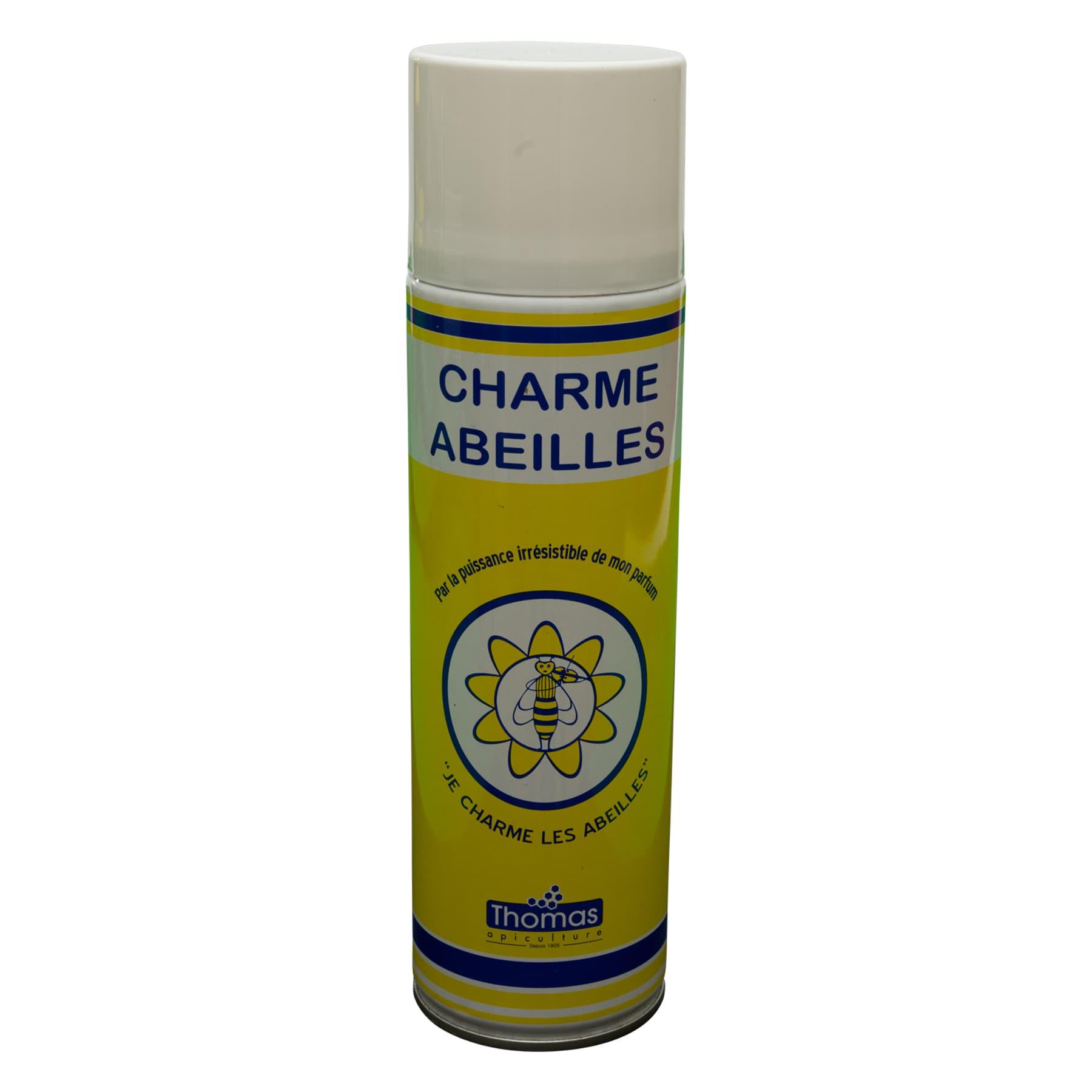 """Schwarmlockmittel Spray 500 ml """"Charme abeilles"""""""