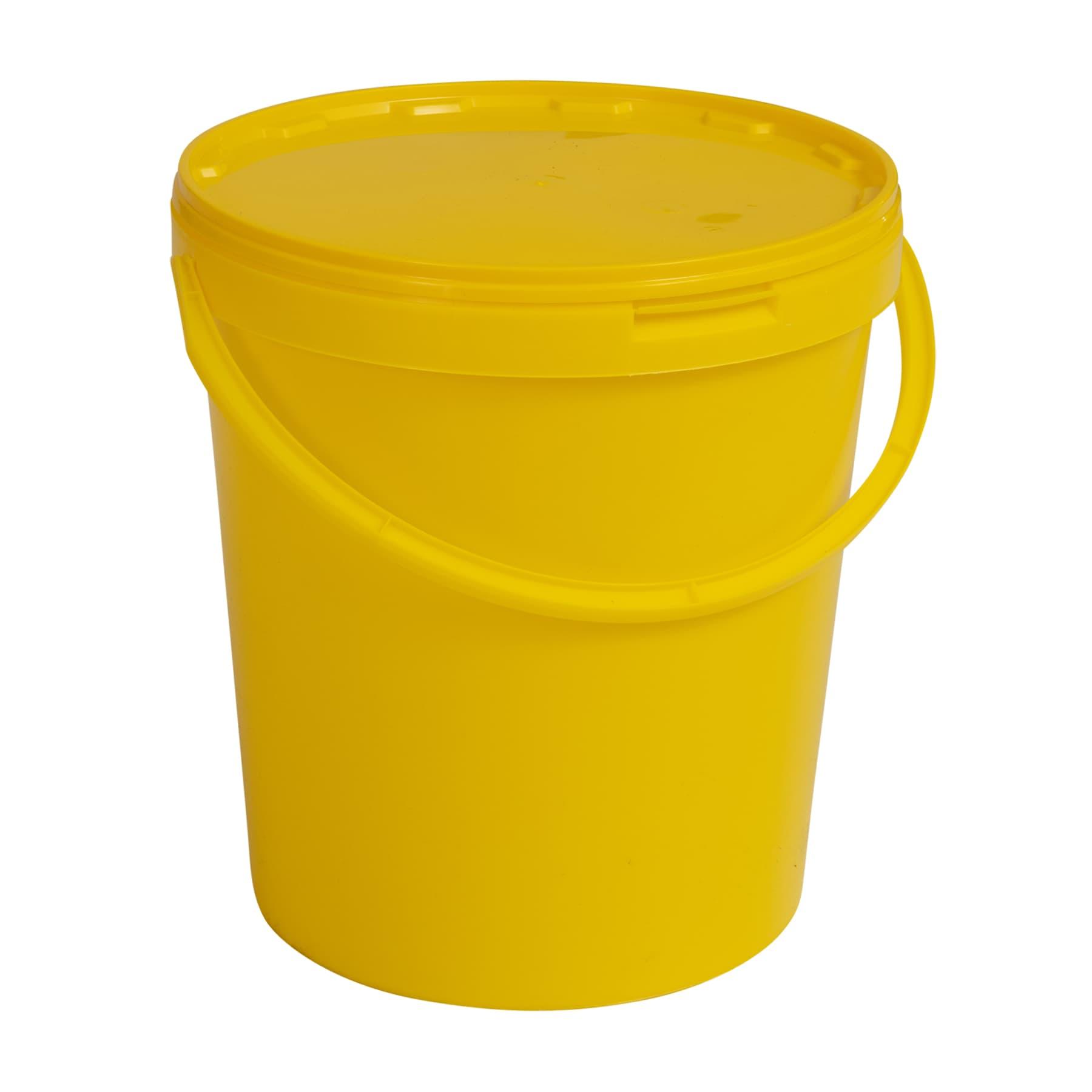 Honigeimer Plastik, 12,5 kg mit Deckel