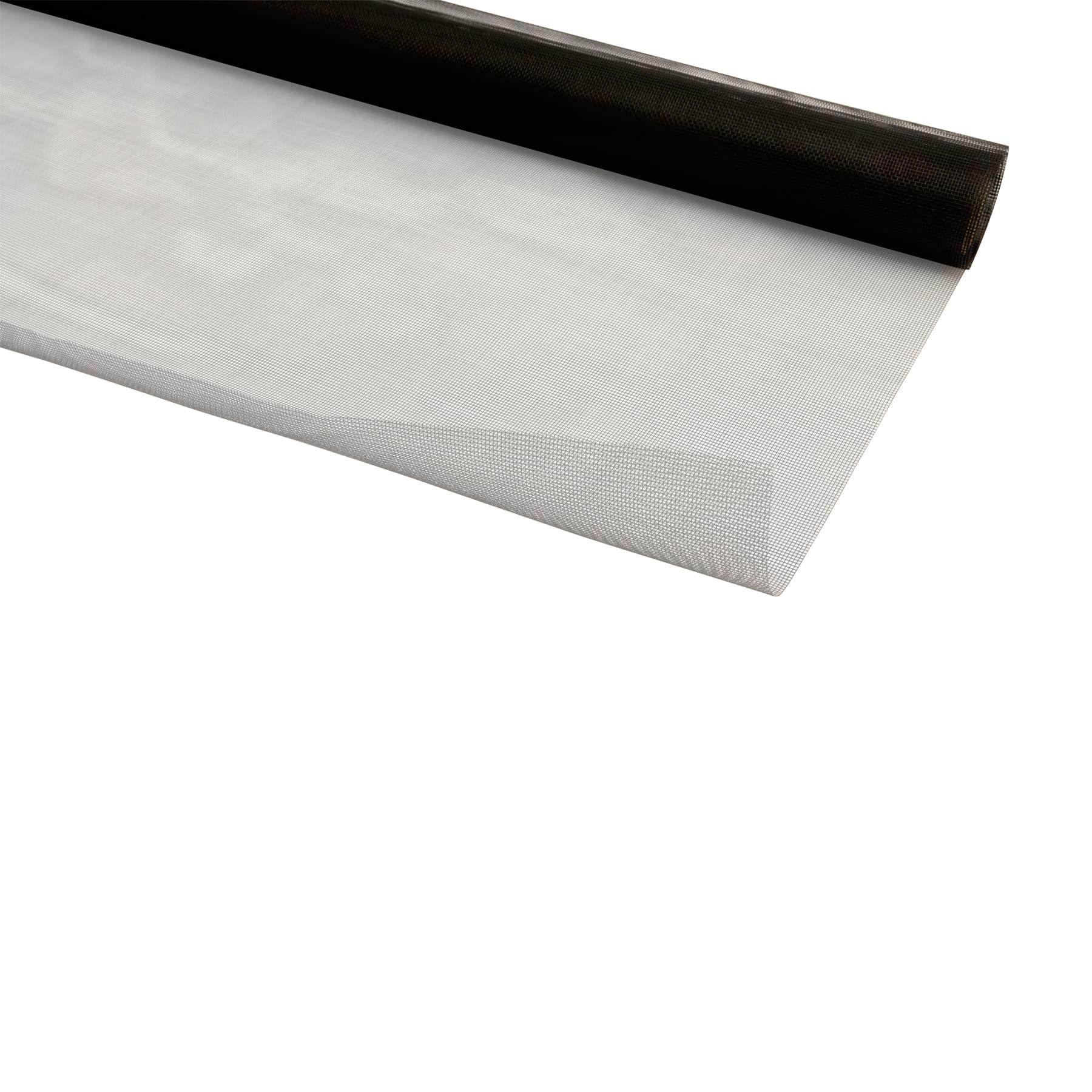 Abdeckgaze schwarz 1 m breit, Maschenweite 1,4 mm