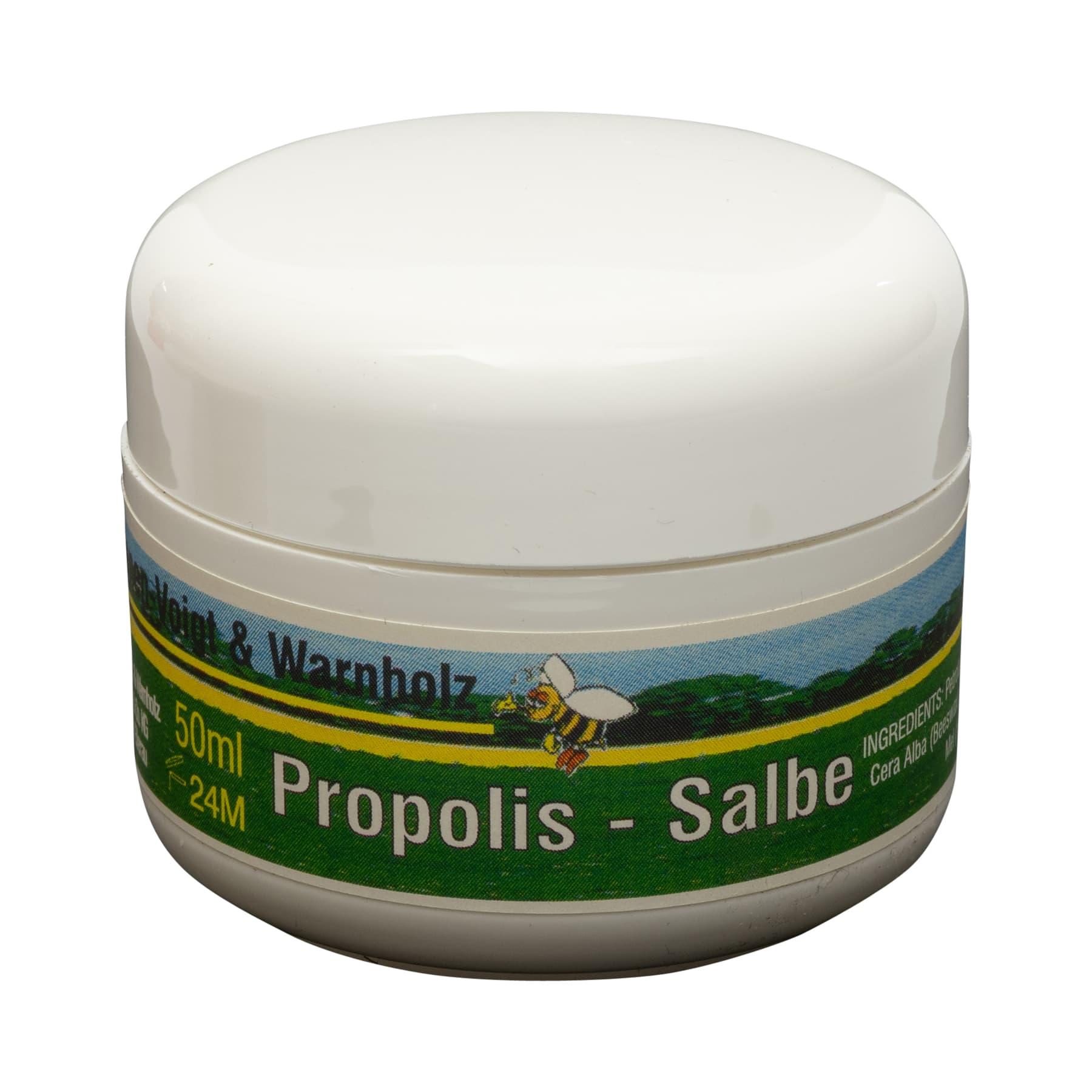 Propolissalbe 50 ml sehr dunkel