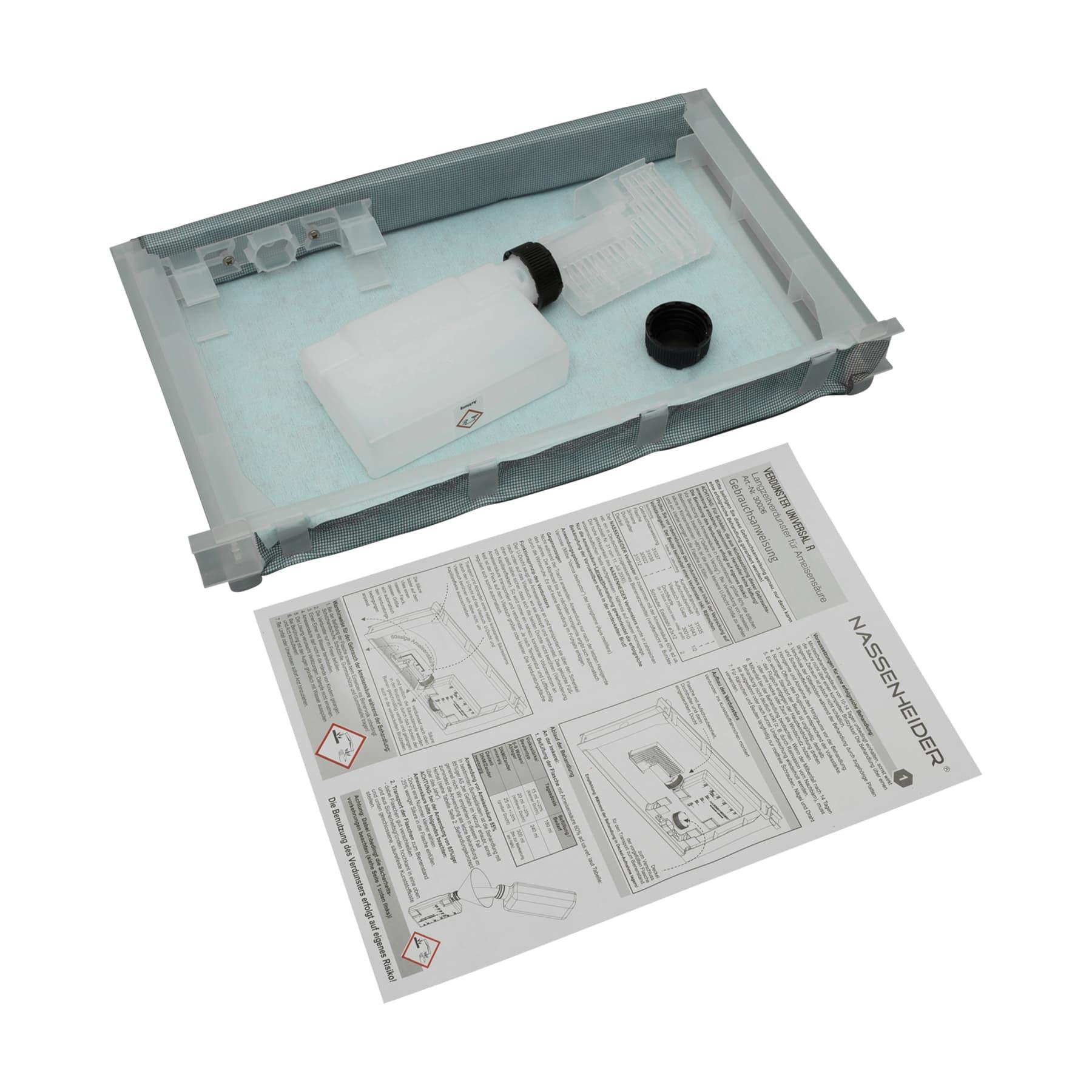 Nassenheider Verdunster universal R, Hersteller Artikel Nr.30026