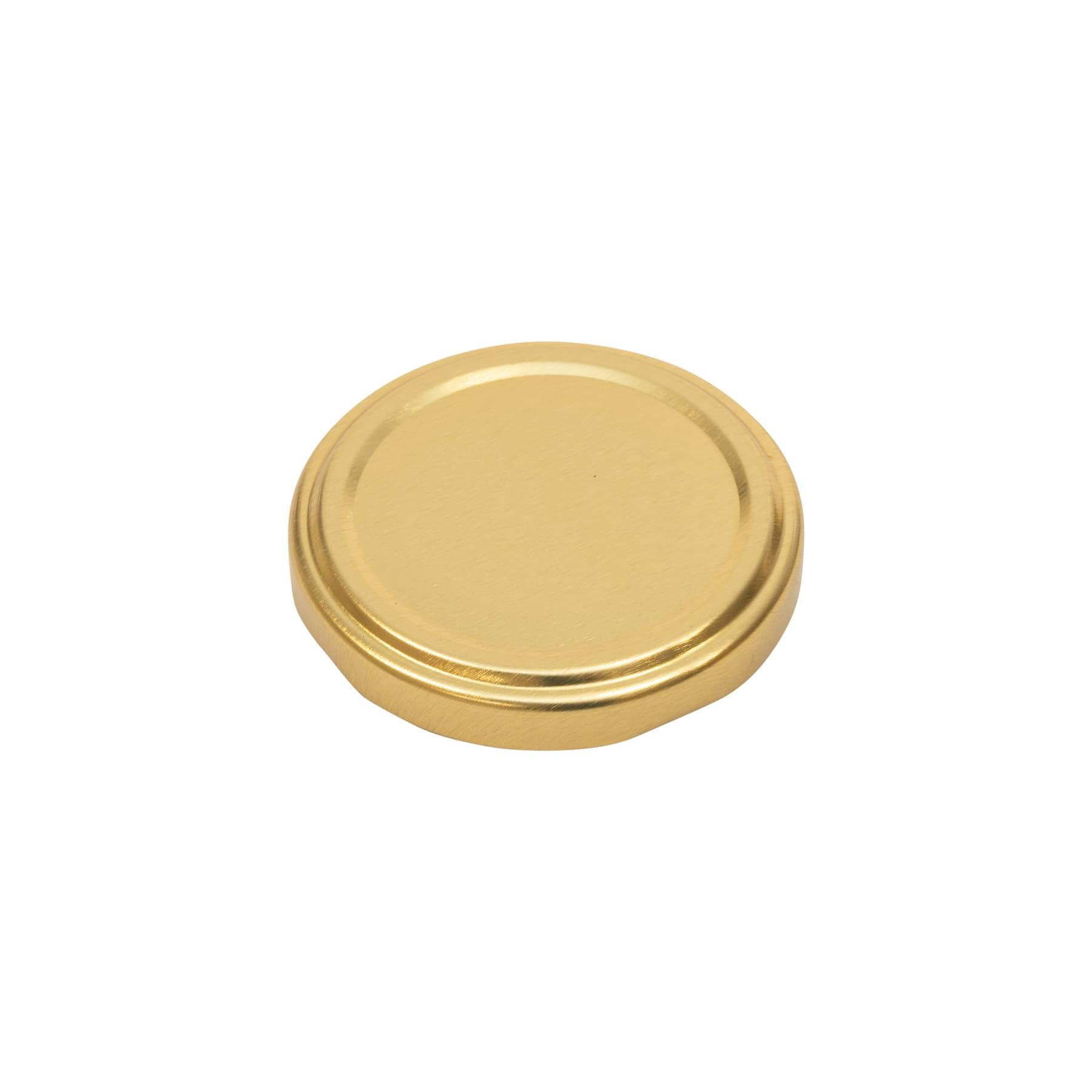 Twist Off Deckel gold 58 mm