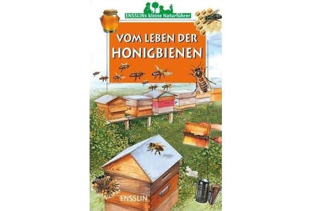 Vom Leben der Honigbienen - Ensslins kleine Naturführer, Arena Verlag GmbH