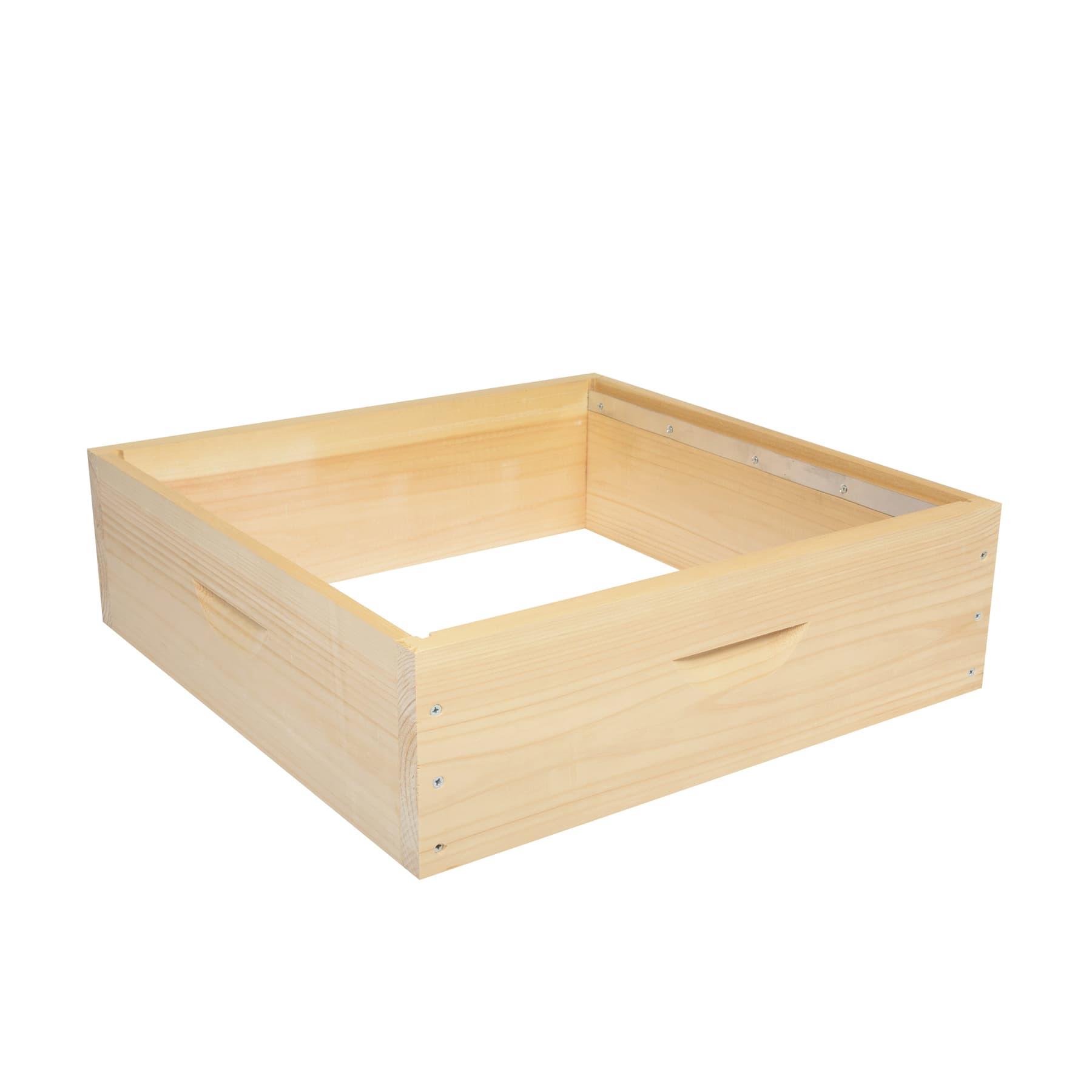 Dadant mod.  Honigraumzarge Holz 150 mm hoch