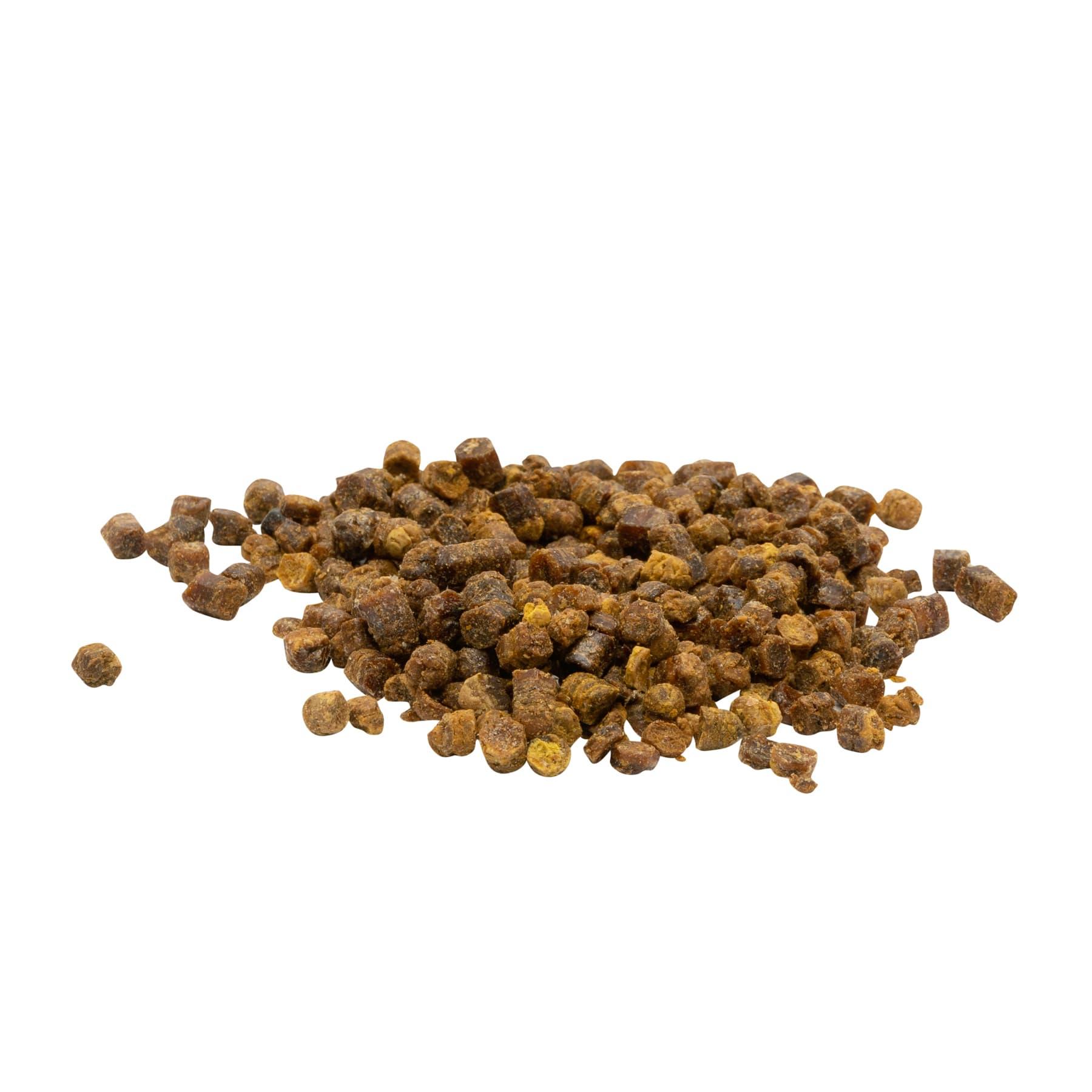 Bienenbrot Perga,= Pollen, der von den Bienen in die Zellen eingestampft wurde und durch Milchsäuregärung fermentiert wurde, 1 kg