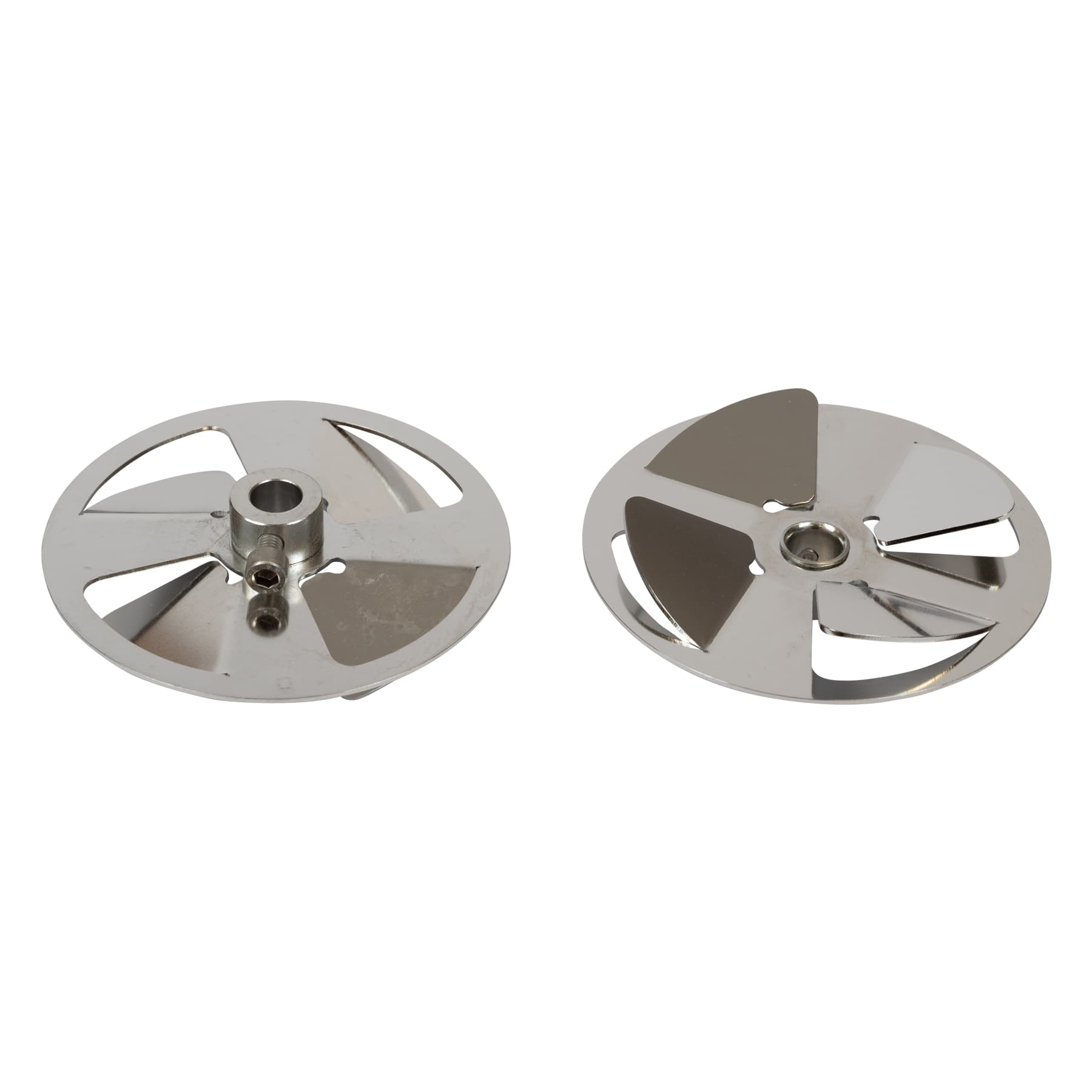 """Zusatzflügel für Rührpropeller """"Apitech-Turbo"""", bestehend aus einem Beutel mit 1 Paar/Satz =zwei Flügel"""