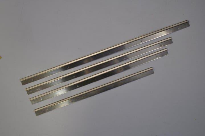 Amischiene,  Edelstahl 394 mm auch passend  für Frankenbeute Zander