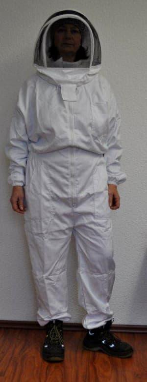 Imker Overall (englisch) weiß XL