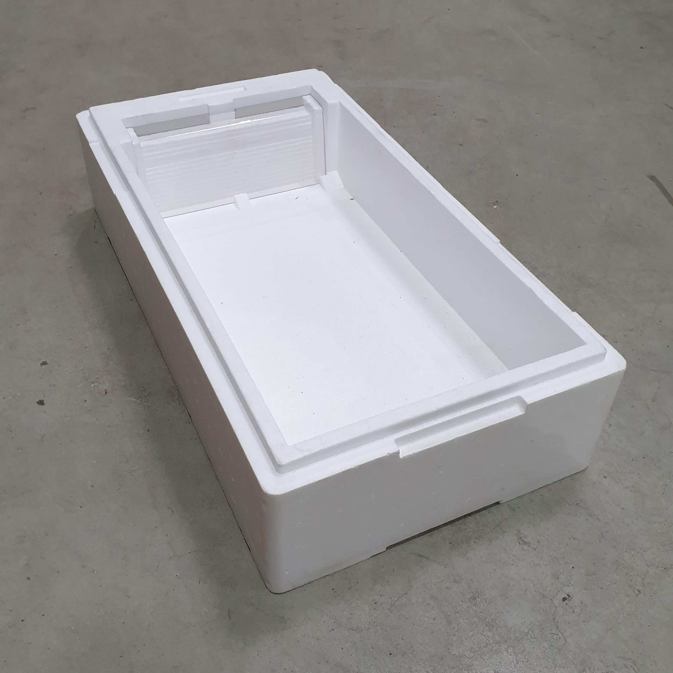 Futterzarge  6 l für 6 Waben Ablegerkasten nur passend für Dadant modifiziert, original Stehr (Bezeichnung Dadant Standard)