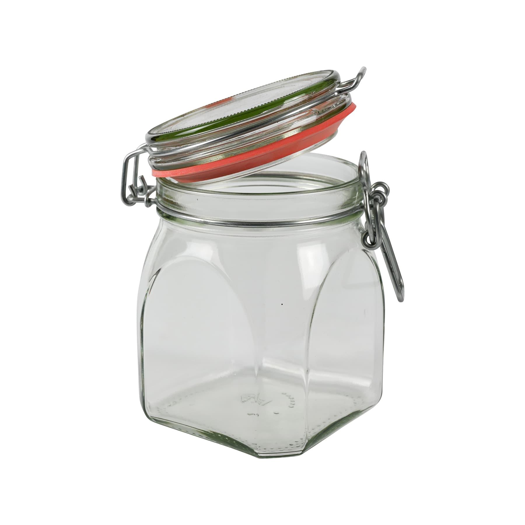 Bügelglas 900 ml für 1 kg Honig