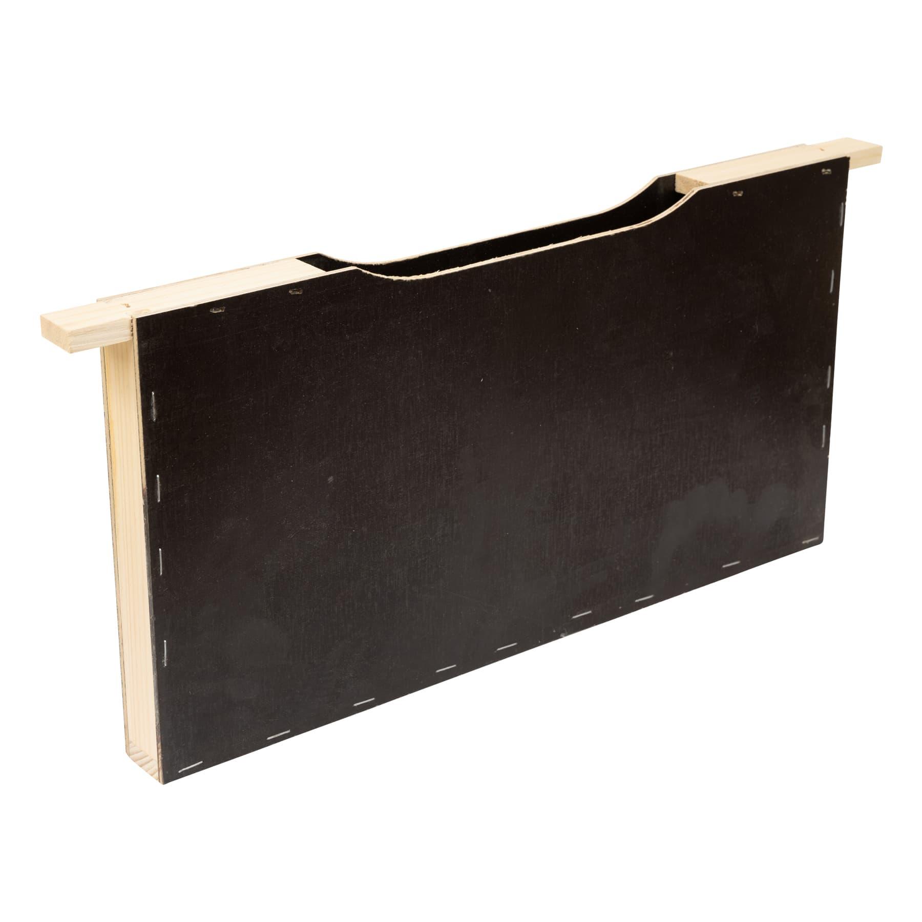 Futtertasche Holz Zander 1 Wabe, Breite ca. 3,3 cm