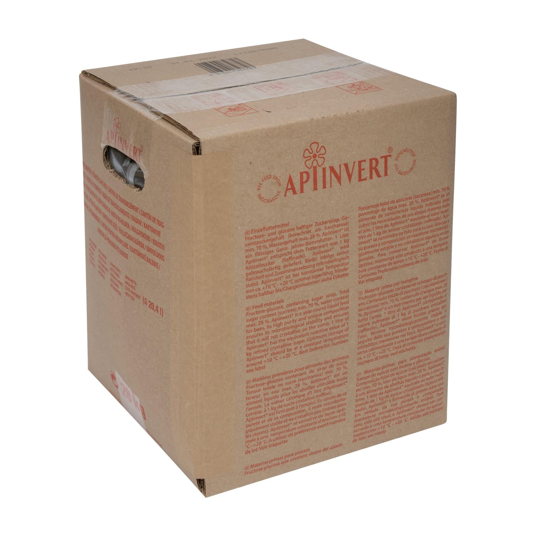 Apiinvert Sirup 28 kg Nachfüllpackung