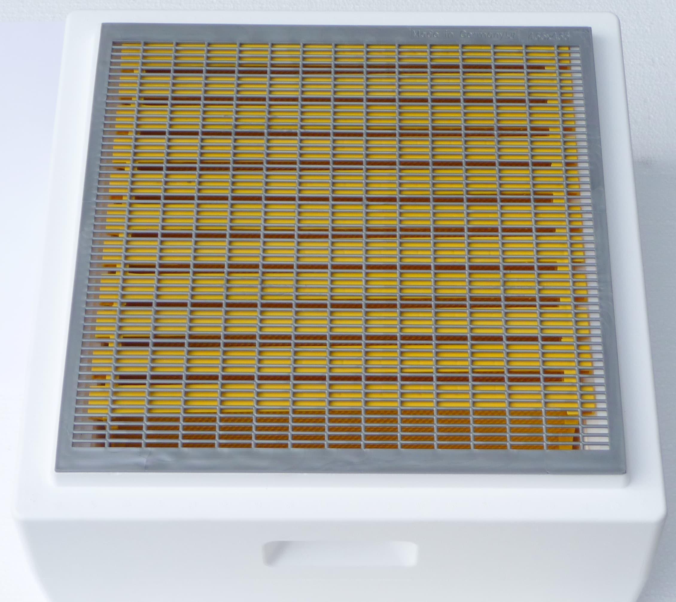 Absperrgitter Kunststoff, 477 x 405, Herold,  neue Ausführung, s