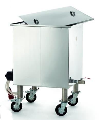 Desinfektionsbehälter mit Heizung 9kW/400V Modell original CFM Nr. 5000306