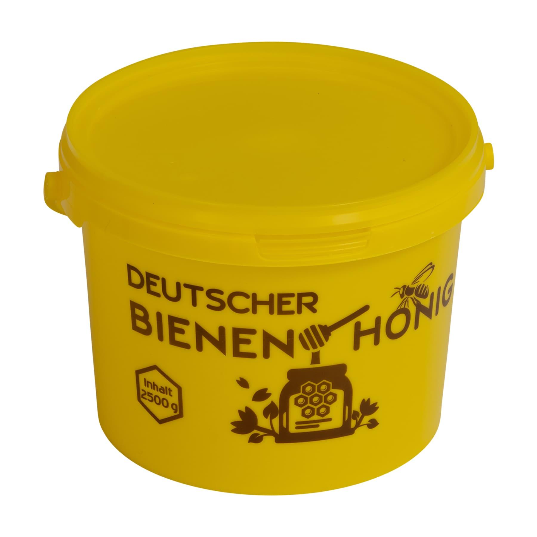Honigeimerchen 2,5 kg aus Kunststoff